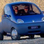 Renault Zoom Concept Vehicle