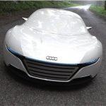 Audi A9 Hybrid Sports Sedan 2015
