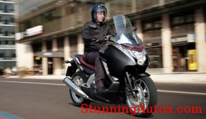 2012 Honda Commuter Motorcycle