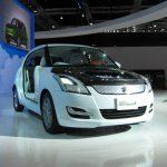 New Suzuki Swift EV Hybrid Tokyo Auto Show to New Delhi Auto Show 2012