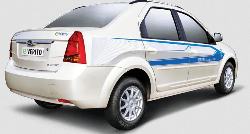 Mahindra eVerito full electric car starting from 9.5 lakh