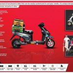 Hero Electric launched new scooter NYX and selling on Paytm