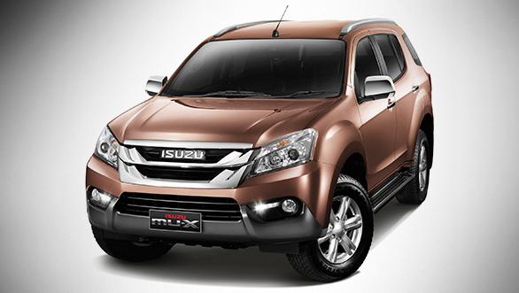 Isuzu MU-X SUV