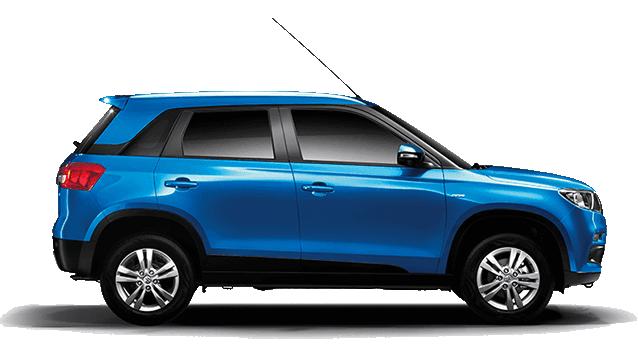 Maruti Suzuki Vitara Brezza Blue
