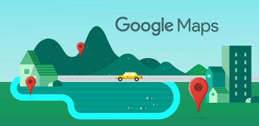 Monsoon Driving Tips - Google Maps to use GPS navigation