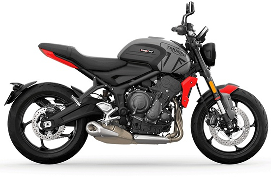 Upcoming bikes in India 2021 Triumph Trident 660  upcoming bikes 2021