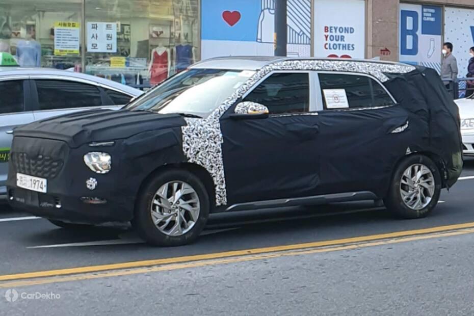 Hyundai Creta 7 Seater