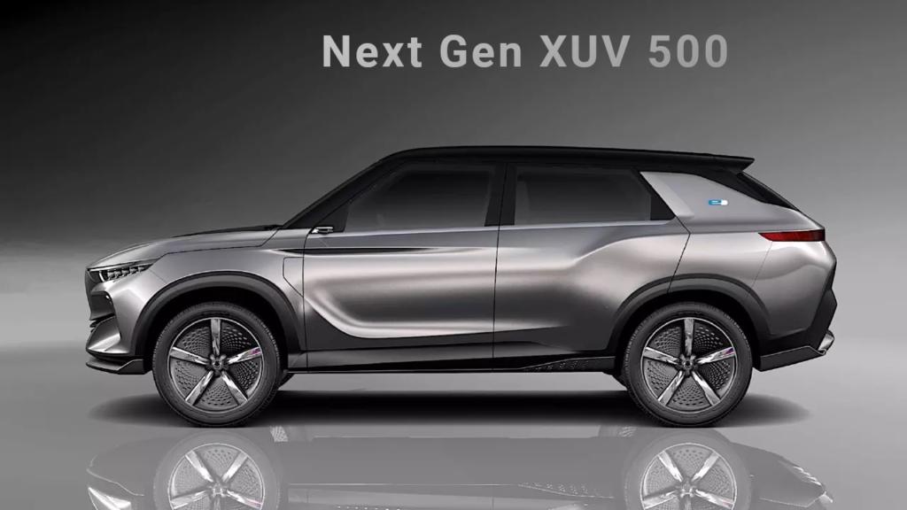 Mahindra XUV 500 2021 New Gen Upcoming