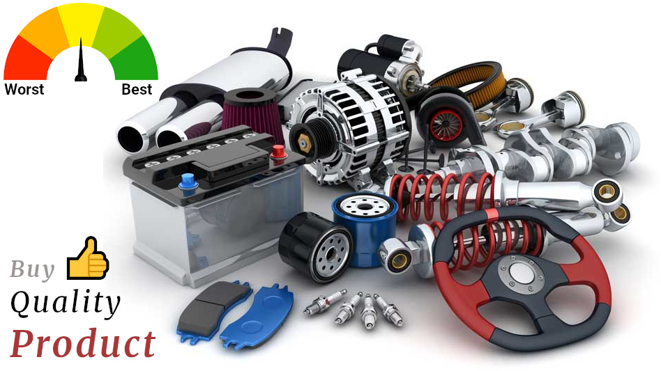 Auto Parts Quality Products