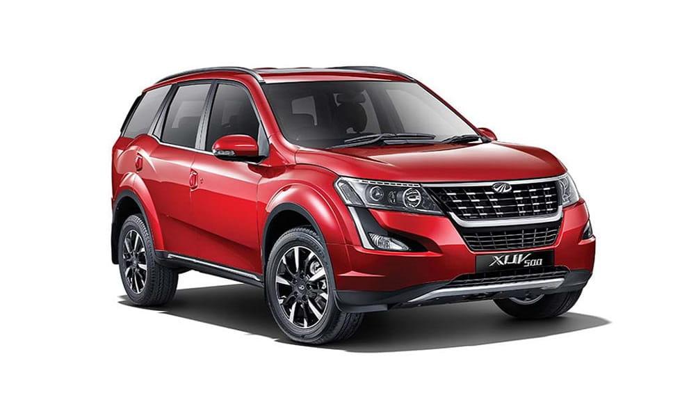 Mahindra XUV 500 2020 (Current Gen)