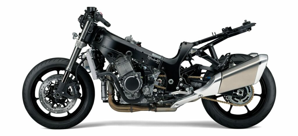 The 2021 Hayabusa Engine Specifications