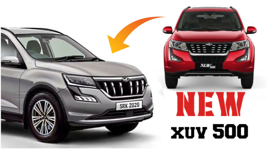 2021 Mahindra XUV500 Will Be Most Powerful & Stunning SUV In Its Segment.