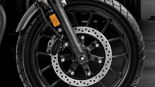 FRONT 7 Y-SHAPED ALLOY WHEEL