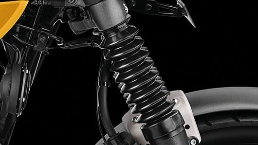 FRONT FORK BOOTS