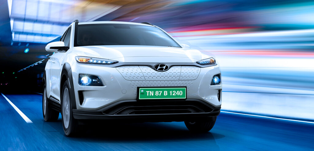 Hyundai Kona EV, Price, Specifications, Mileage, Images