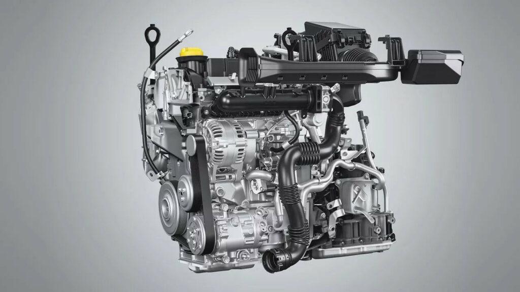 Renault Kiger SUV Engine