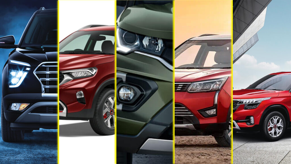 Top 5 Affordable Diesel-Automatic SUVs In India