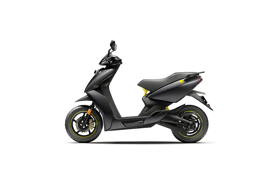 Electric Scooter Ather 450X 2021 Colour  Spacce Grey