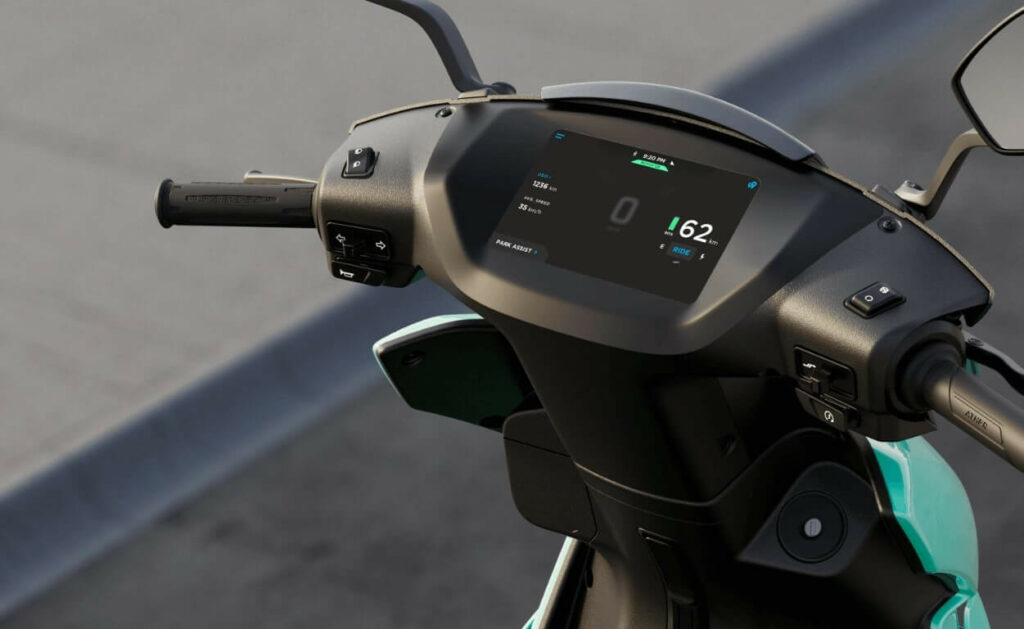 Ather 450X 2021 - Electric Scooter