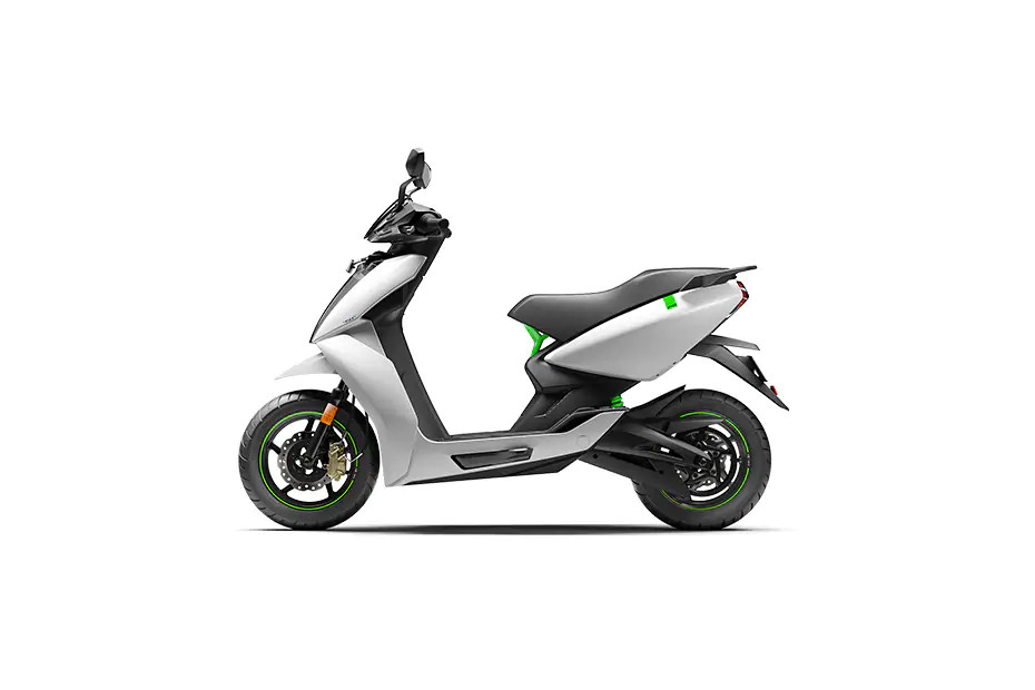 Electric Scooter Ather 450X 2021 Colour Ather White