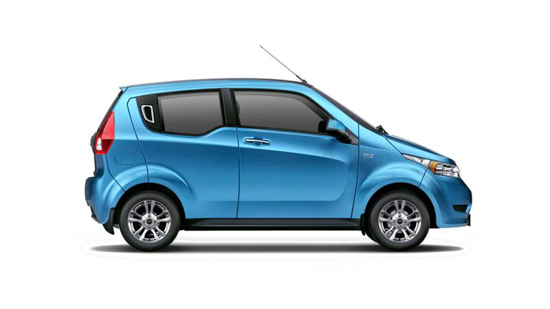 Mahindra e2o Plus EV, Price, Specifications, Mileage, Images
