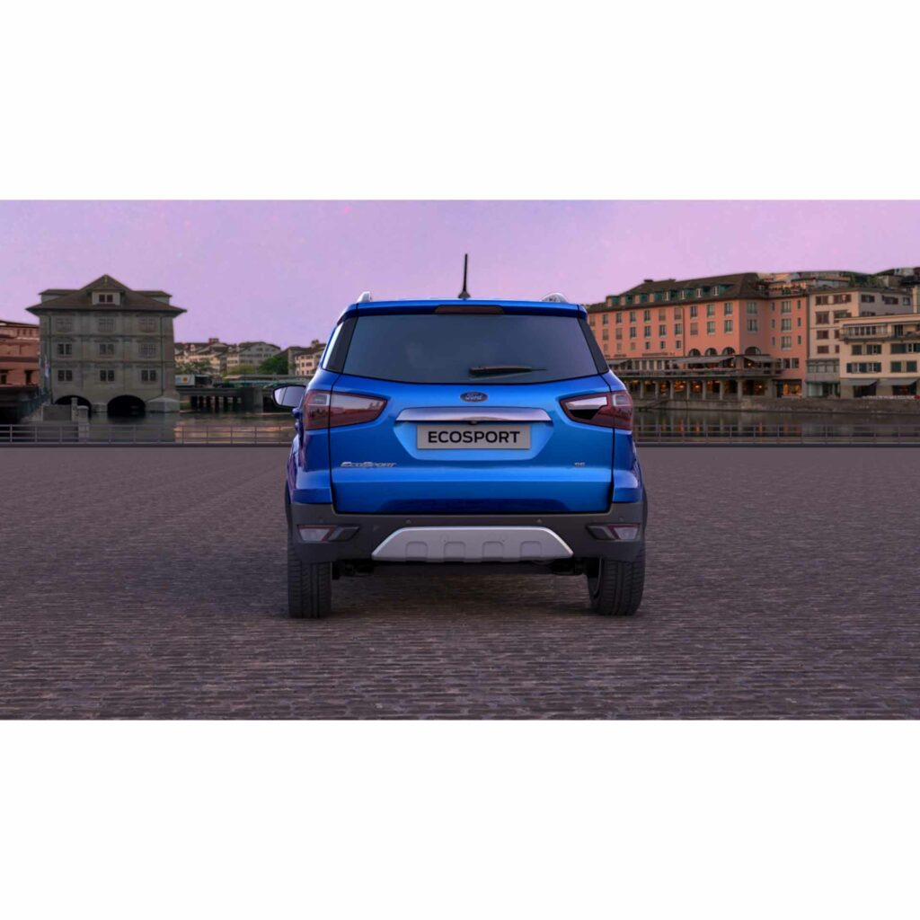 Ford EcoSport SE launched in India: Price, color, features, images