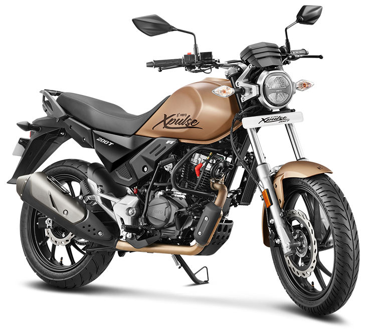 2021 Hero Xpulse 200T BS6 Launched – Price, Specs, Features