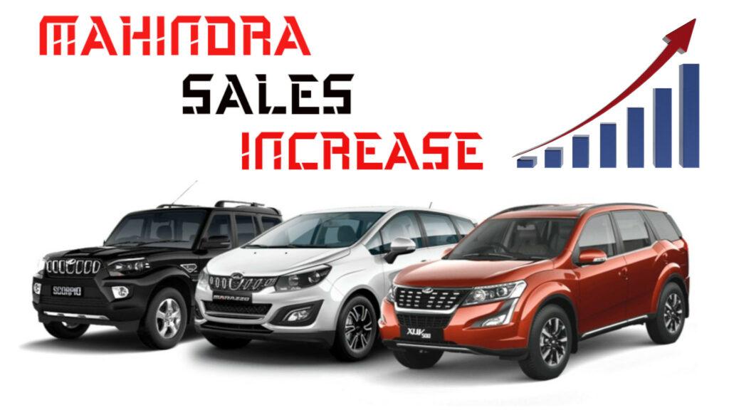 Mahindra Sales Increase by 40% in Feb 2021 – Scorpio, Bolero, XUV, Alturas