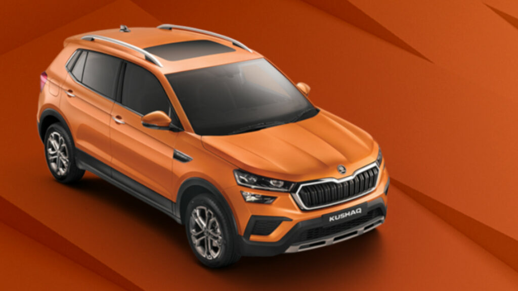 Skoda Kushaq world premiere highlights: Pictures, dimensions, features, powertrains revealed