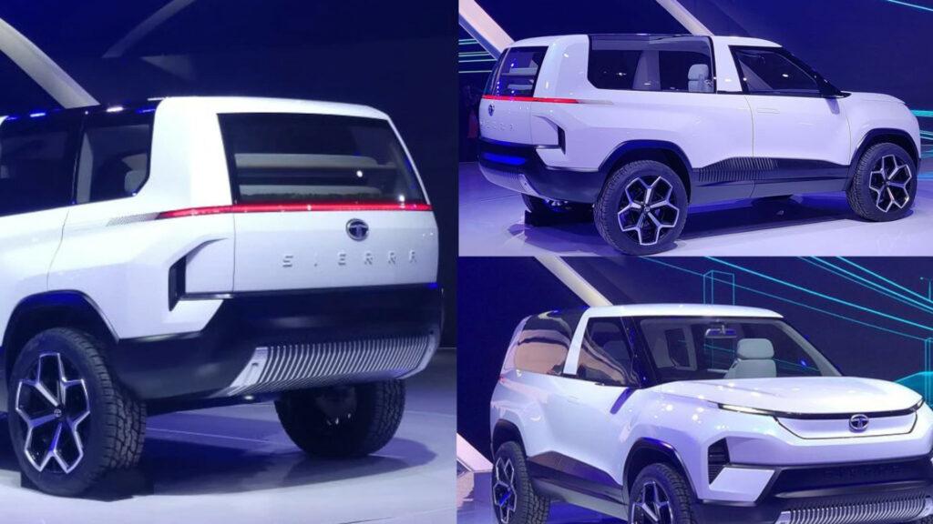 Tata Sierra EV जाने कब होगी लॉन्च, कितनी होगी कीमत, कितनी देगी माइलेज