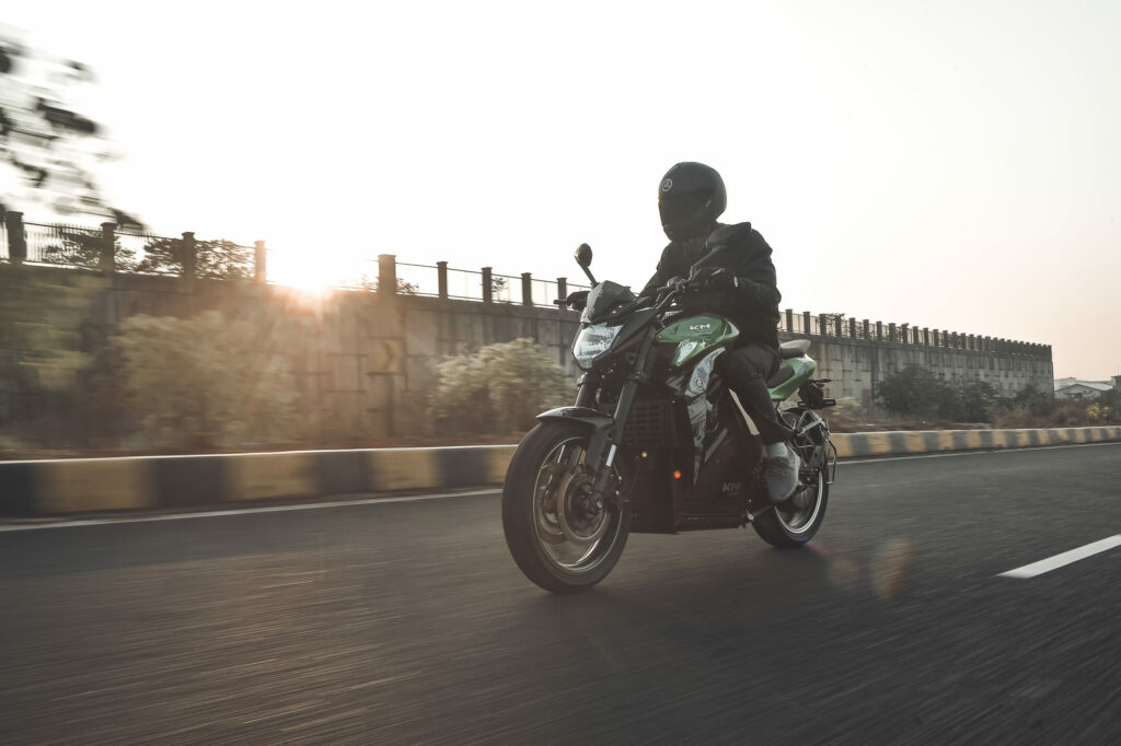 Kabira km-4000-electric bike