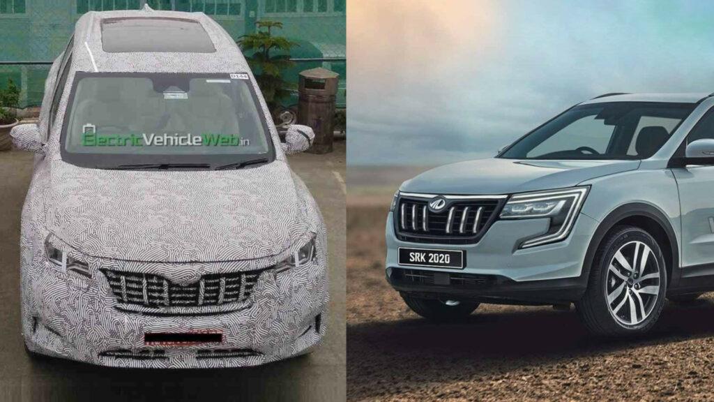 2021 Mahindra XUV500 - धांसू फीचर्स के साथ जल्द होगी लॉन्च