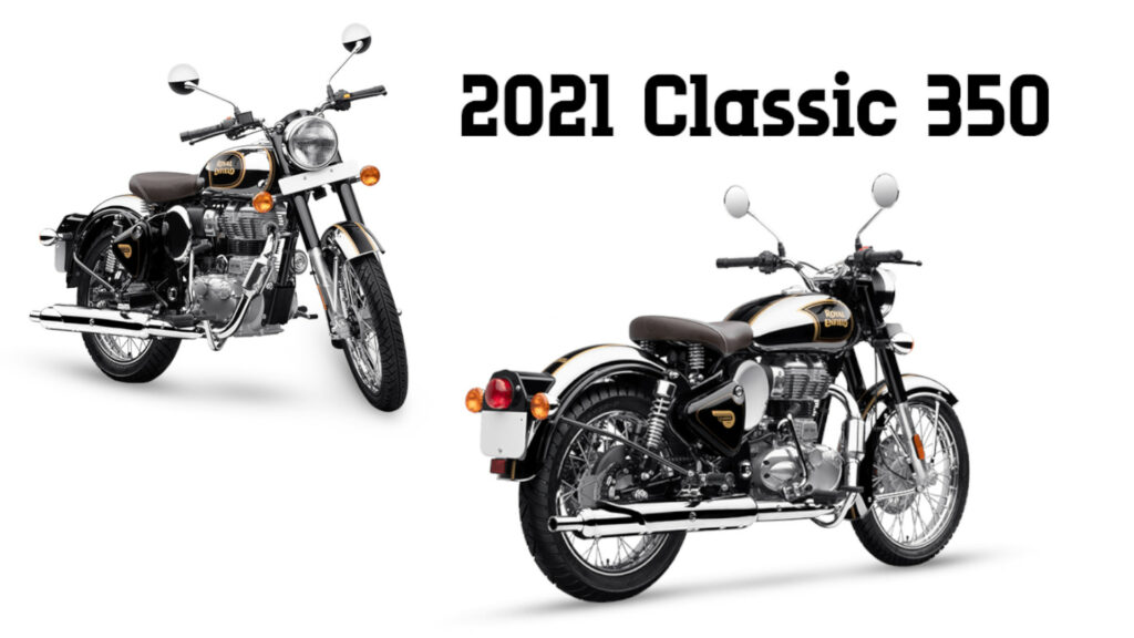 2021 Royal Enfield Classic 350 might will get on-demand features?