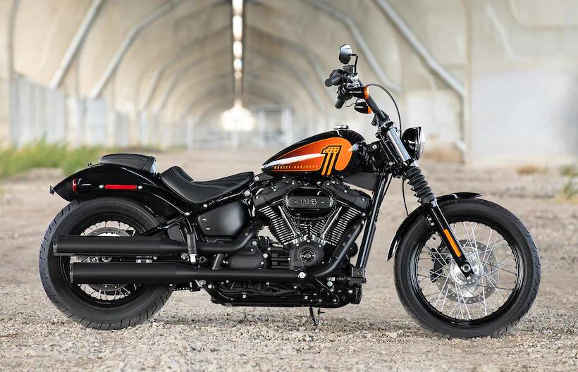 Street Bob | Harley Davidson 2021 models