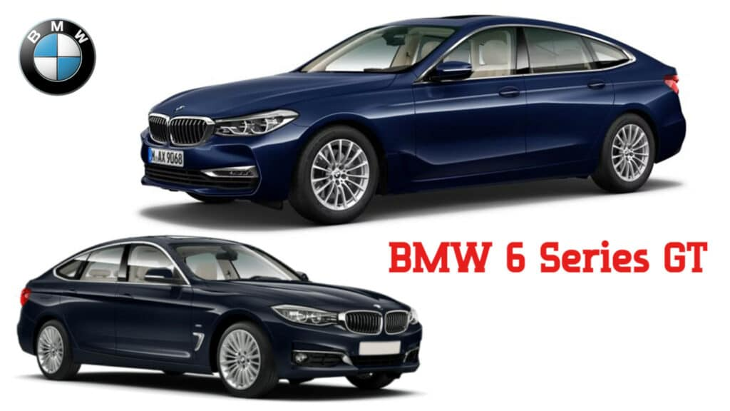 BMW 6 Series GT facelift launched in India - Price, Features, Specs....