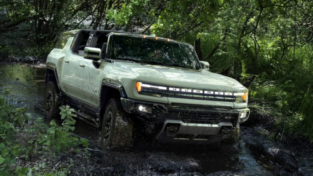 GMC unveils 2024 Hummer Electric SUV with a range of 563 kms