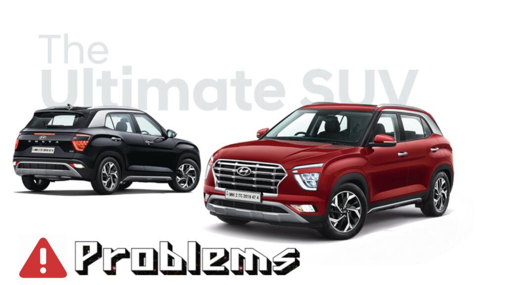 Hyundai Creta Common Problems