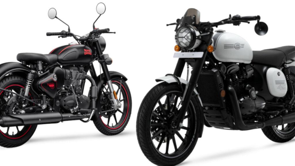 Jawa 42 vs Royal Enfield Classic 350: जानें आपके लिए कौन सी बाइक है बेहतर