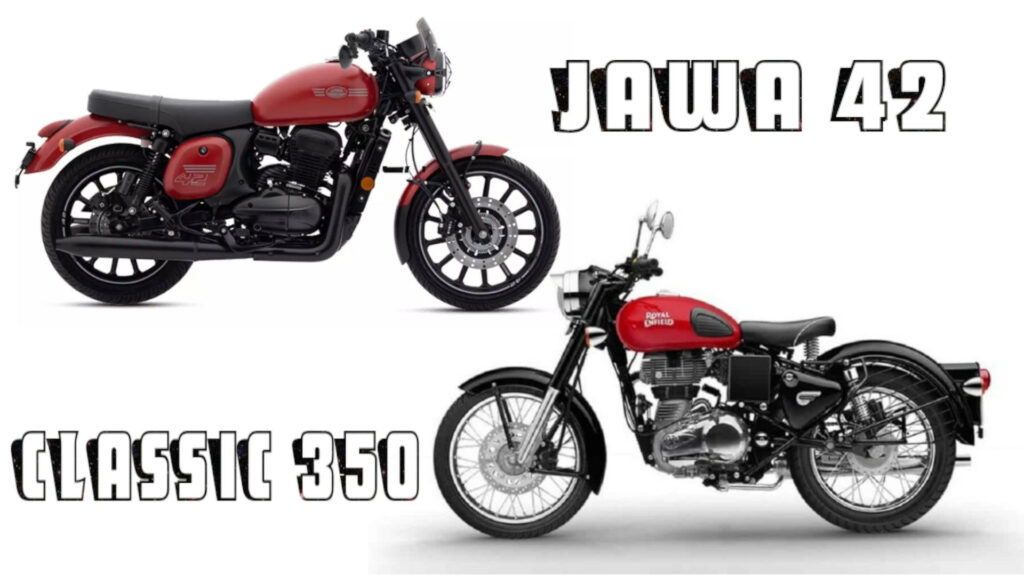 Jawa 42 vs Royal Enfield Classic 350: Which is better