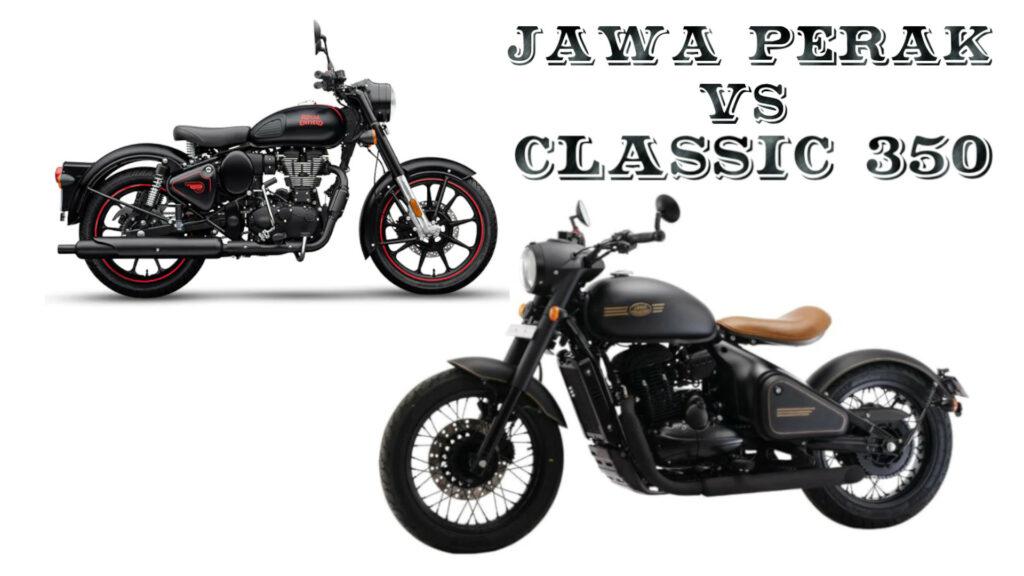 Jawa Perak vs Royal Enfield Classic 350