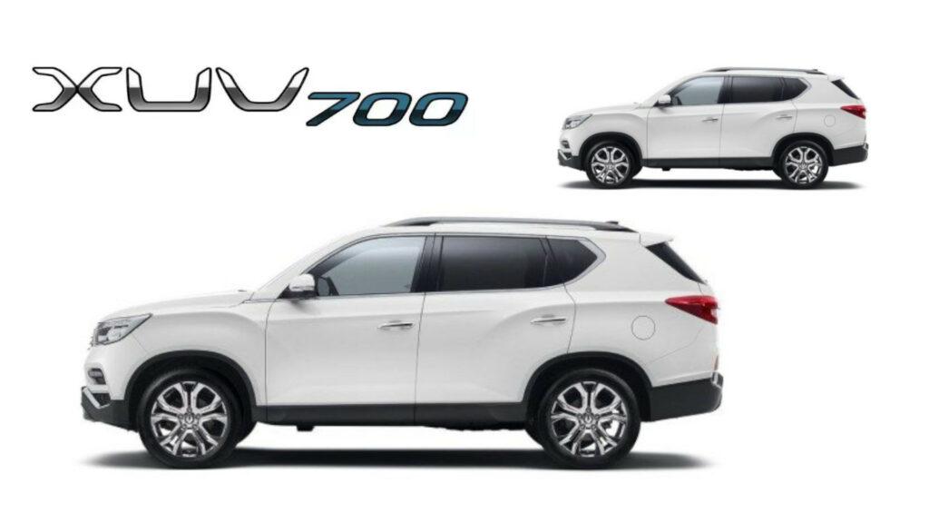 Mahindra XUV700 होगी कंपनी की नई 7-सीटर एसयूवी, प्रीमियम फीचर्स के साथ जानें क्या होगा खास?