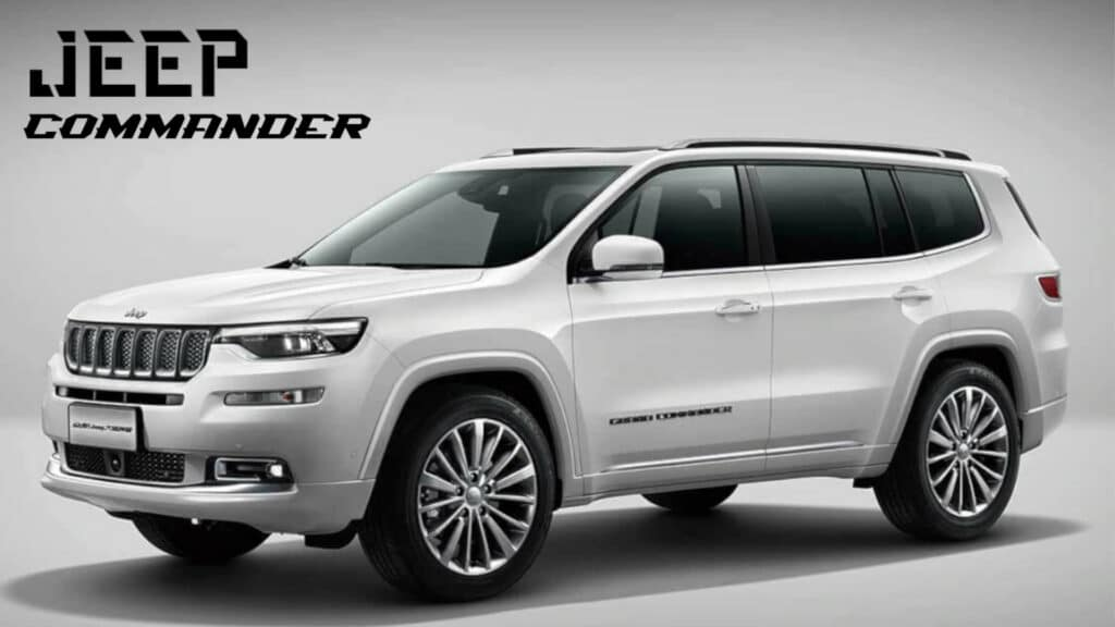 Upcoming 2021 Jeep Commander SUV - Will beat its rivals?