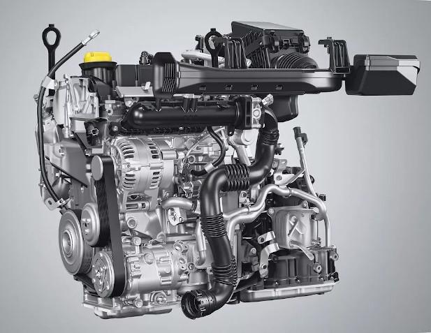 Renault Kiger's Engine