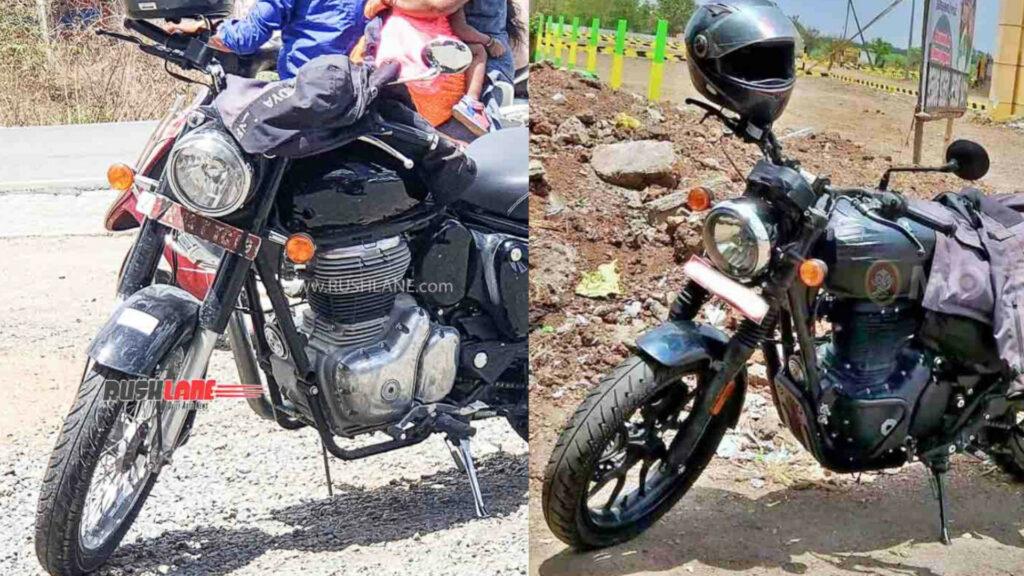 Upcoming Royal Enfield bikes in India 2021-22