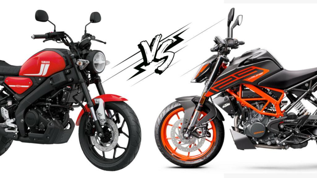 Yamaha XSR 125 vs KTM 125 Duke - Which is better?