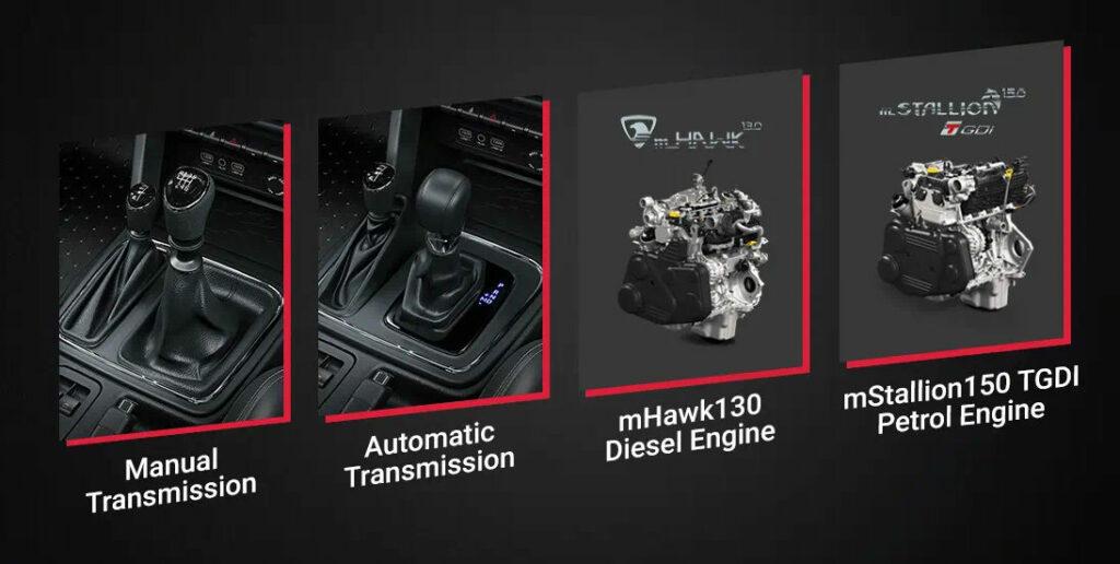 Thar Engine Transmission