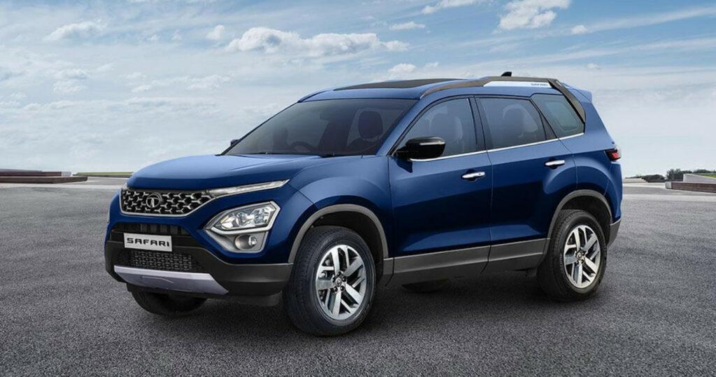 All New Tata Safari 2021 - Legend Reborn
