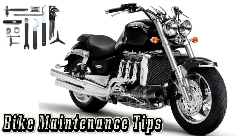 Bike Maintenance Tips - Keep your bike in the finest condition
