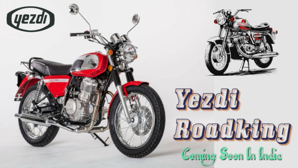 New Yezdi Motorcycles are coming To India