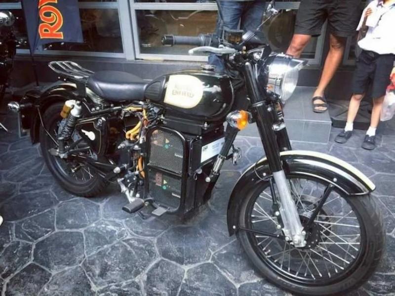 Royal Enfield Electric Bike